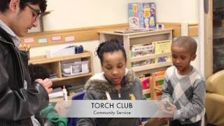 Torch Club Meeting -  Youth Center Round Up - YCTV 1403