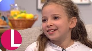 BGT&#39s &#39Mini-Magician&#39 Issy Simpson Has Something Spectacular Up Her Sleeve  Lorraine