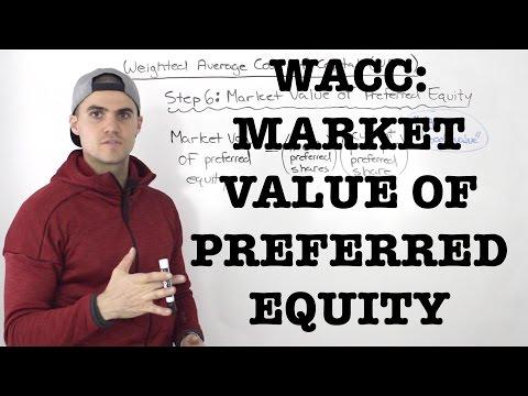 FIN 401 - WACC (Market Value of Preferred Equity) - Ryerson University