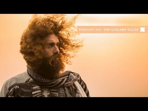 XLR8R Podcast 437: The Gaslamp Killer