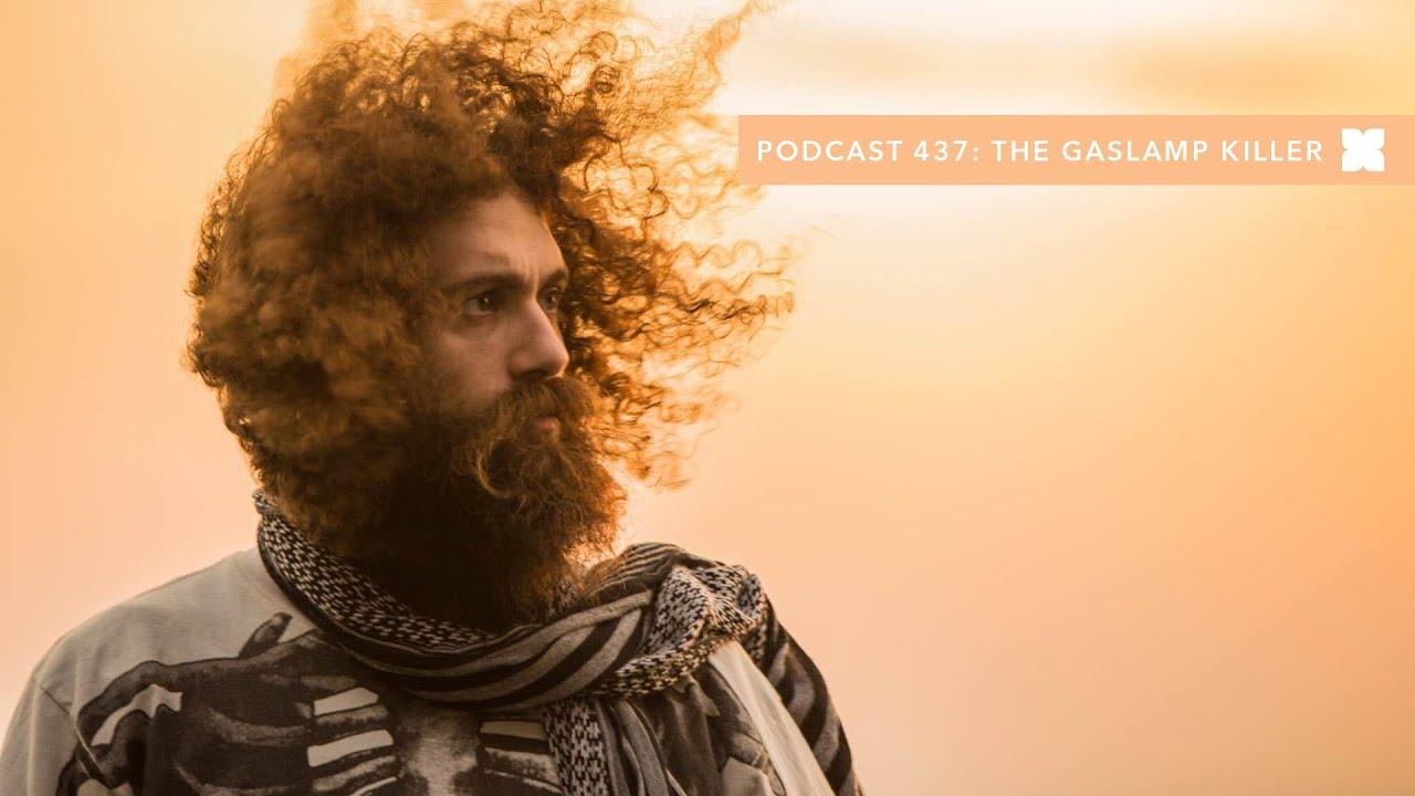 XLR8R Podcast 437: The Gaslamp Killer - YouTube