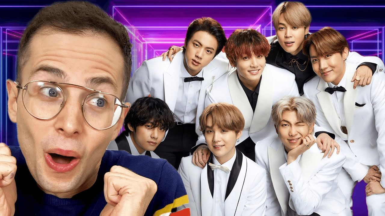 The Try Guys Join The BTS Army