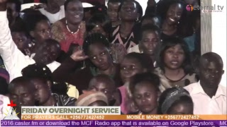 Friday Overnight Service  - Ps Tom Mugerwa 17th-August-2018