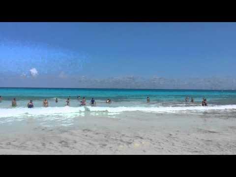 Playa de coco bongo .cancun