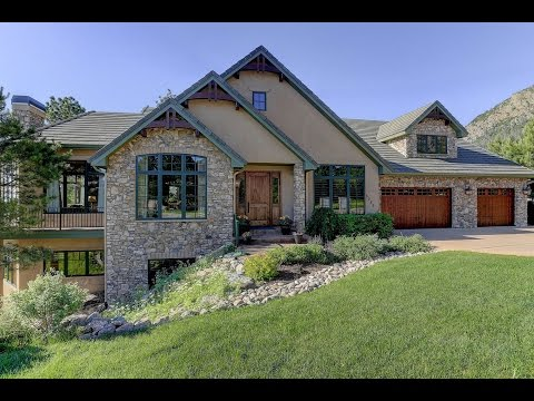 6089 Buttermere Drive, Colorado Springs, Colorado, Luxury Home for Sale