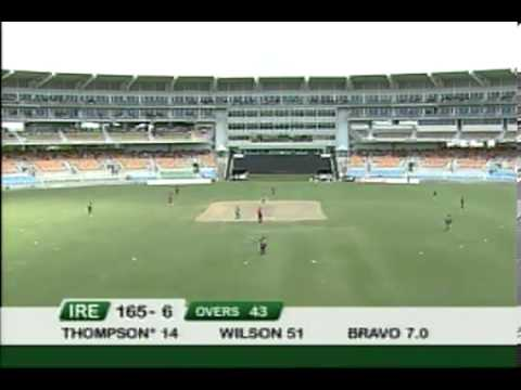 West Indies v Ireland LIVE - One Day Interational Cricket from Sabina Park