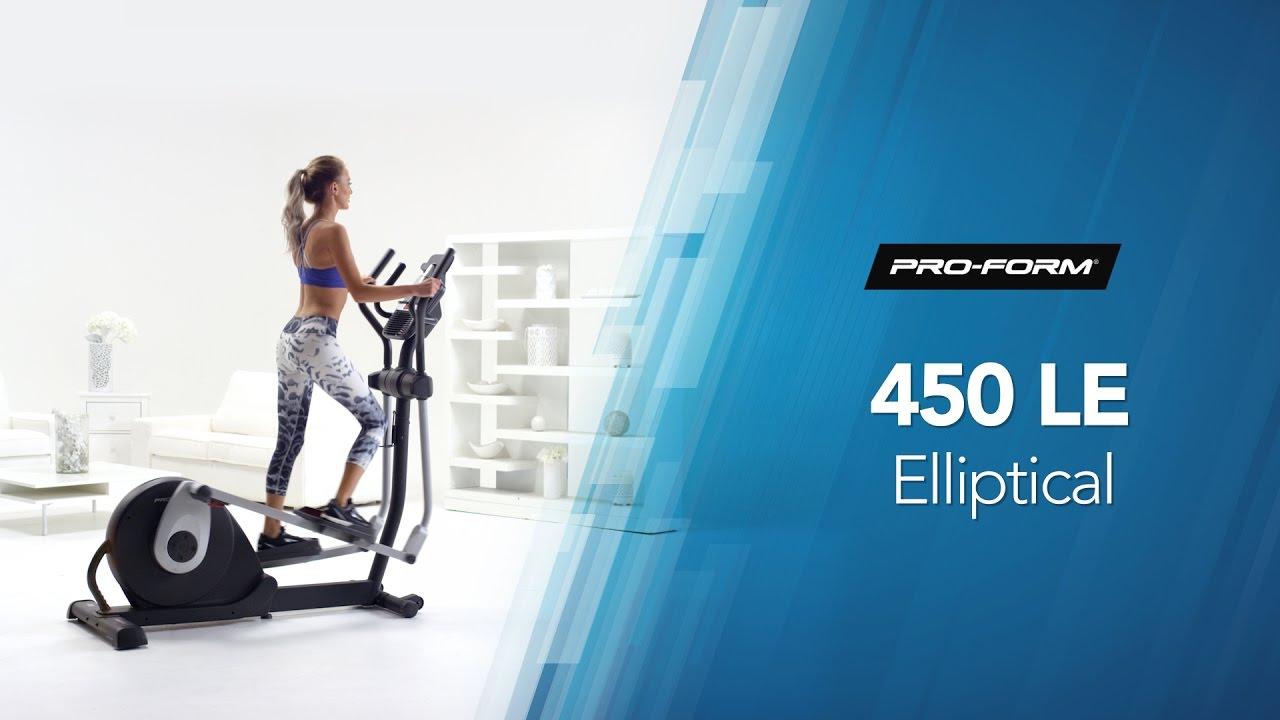 ProForm 450 LE Elliptical