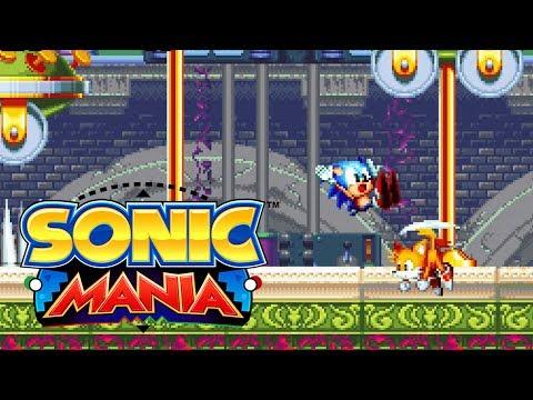 SONIC MANIA #3 - No Sonic a Fase Joga Você!!! (Nintendo Switch Gameplay)