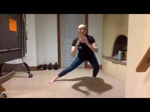 Bodyweight Strength with Brenna - 45 Minutes