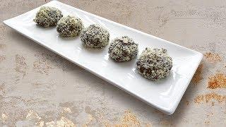 трюфельное печенье - простой рецепт