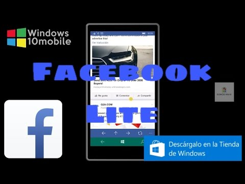 descargar messenger lite para pc windows 10