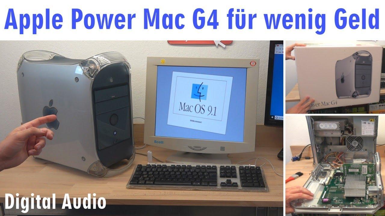 Apple Power Mac G4 Defekt Computer, Tablets & Netzwerk Apple Desktops & All-in-ones