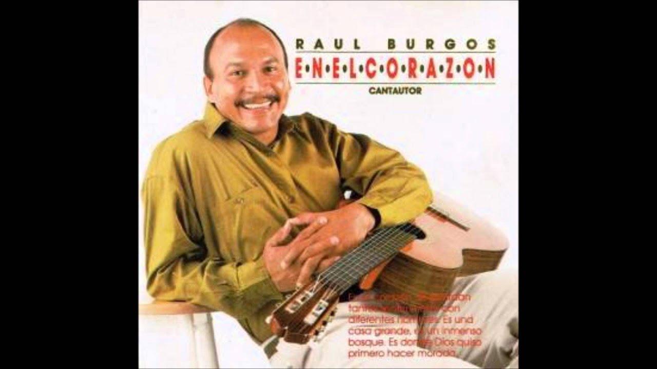 Raul Burgos  Toque su manto