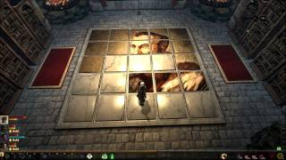 Dragon Age 2: Mark of the Assassin - Chateau Haine Treasure Vault: Picture Puzzle Solved