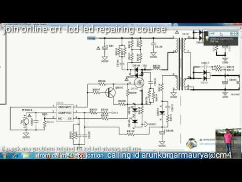 circuit board schematic diagram dead universal combo board repairing with the help of schematic  dead universal combo board repairing