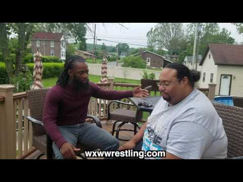 British Wolf visits LA Smooth in Pennsylvania to do something about Team X-Treme