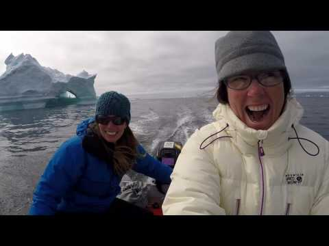 Our sailing season in Greenland