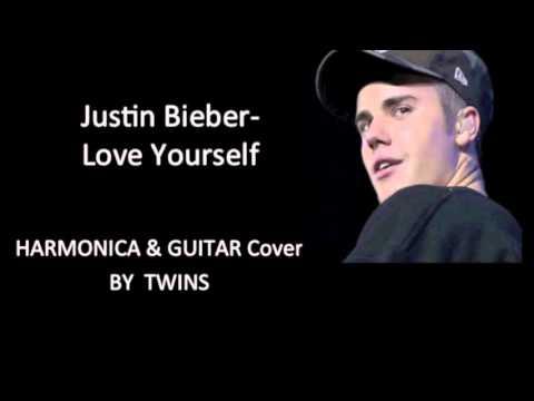 Love yourself Harmonica & Guitar cover - YouTube