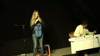 Raminta Kurklietytė&Raimundas Eimontas Live In LARGO, Kaunas, Lithuania 2013-09-17