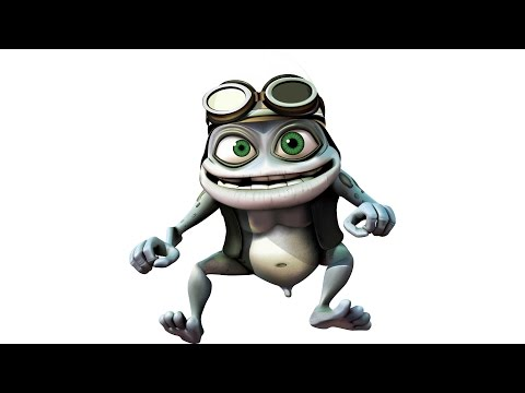 Download Youtube: Why has Crazy Frog got his nob out?
