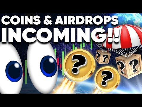 I've Found the Next BIG ALTCOINs & AIRDROPs!!