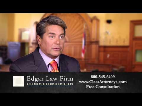 "Santa Rosa Injury Attorney Don Edgar ""Overprepares"" for Defective Drug Cases"