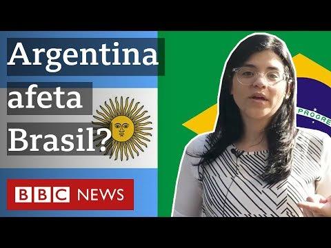 O que pode acontecer com a economia da Argentina e como isso afetaria o Brasil