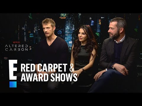 """Altered Carbon"" Stars Dish on Crazy Tech From the Show 