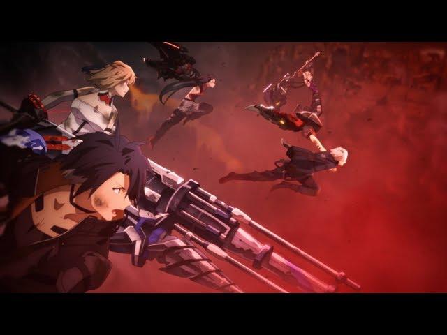 GOD EATER 3 - Multiplayer Trailer | PS4, PC