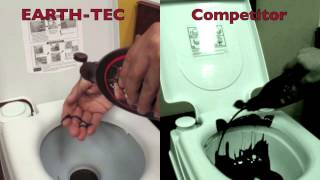Earth Tec Portable Toilet Tutorial