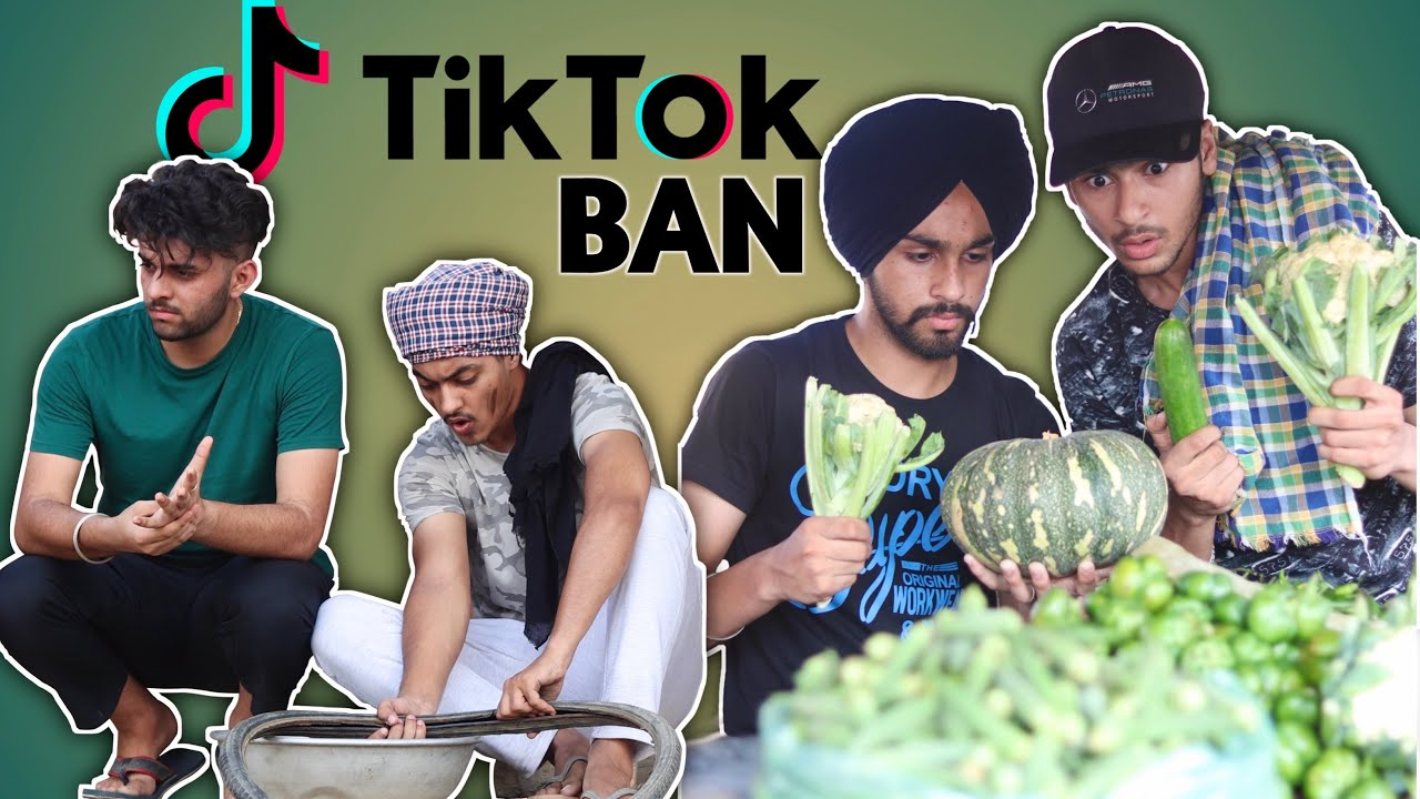 REACTION OF TIKOKERS AFTER THE BAN OF TIKTOK IN INDIA😂 - BEINGSARDAR