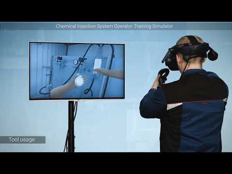 VR Training in Oil & Gas