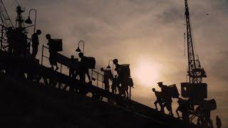 Несломленный - смотреть онлайн второй русский трейлер