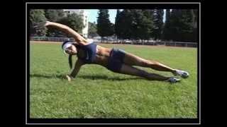 gainage athletique core training