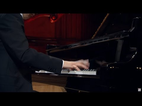 Seong-Jin Cho – Polonaise in A flat major Op. 53 (second stage)