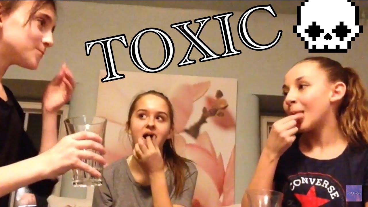 toxic sophie