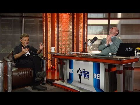"Joe Mantegna of CBS' ""Criminal Minds"" Joins The Rich Eisen  InStudio  Full"