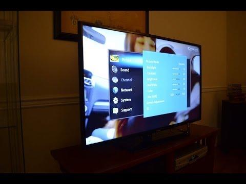 Samsung LED 3D TV Review: UN46FH6030