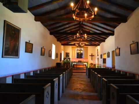 California Spanish Missions
