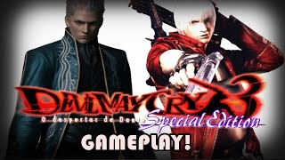 Devil May Cry 3 HD (Special Edition) - PS3 - Gameplay :D