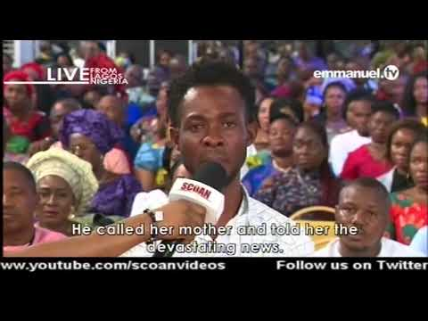 EMMANUEL TV LIVE SERVICE SUNDAY 29 10 2017 DEPORTEES FROM LIBYA AT THE SYNAGOGUE VIDEO 6 OF 10