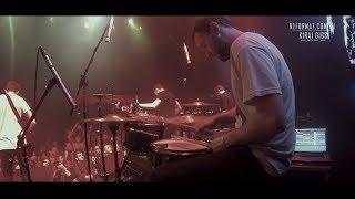 Maybeshewill - 3 - Co-Conspirators - Live@Atlas,Kyiv [29.02.16] (multicam)
