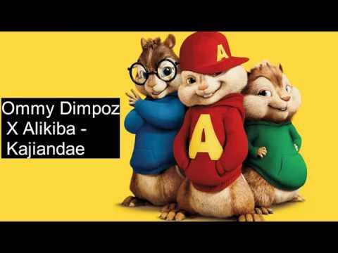 Download Ommy Dimpoz X Alikiba - Kajiandae (Chipmunk Version)