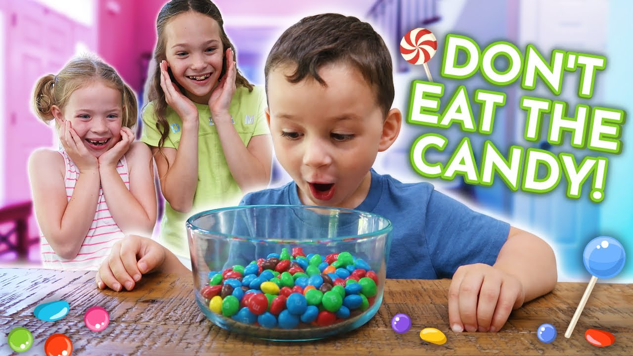 The ULTIMATE Candy Challenge!