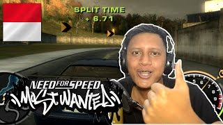 SELAMAT DATANG GAME JADUL - Need for Speed Most Wanted #1