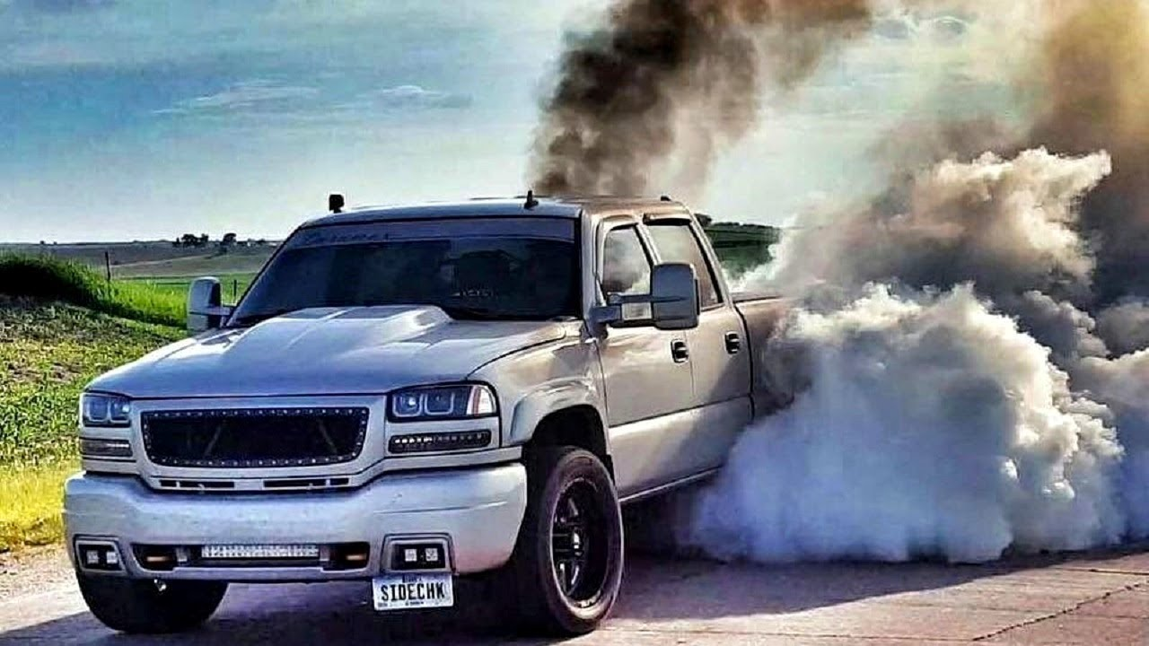 Best Diesel Engine Truck >> Best Diesel Rolling Coal Pure Engine Sounds