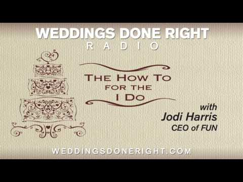 Weddings Done Right Radio | The How-To for I Do! - Bridal Shows