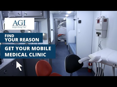 Find Your Reason to Get a Mobile Medical Clinics