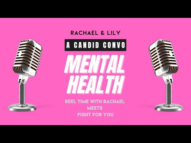 Reel Time With Rachael & Fight For You - A candid conversation