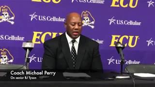 Tulsa Postgame: Coach Perry